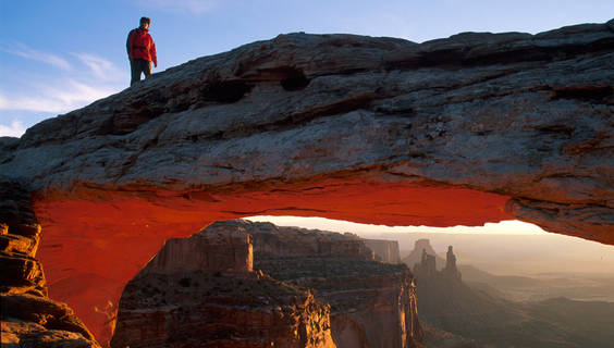Canyonlands National Park, Utah.  © Christian Heeb
